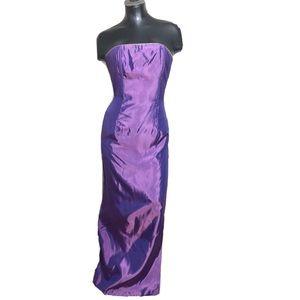 Vintage Gunne Sax Jessica Mcclintock Sexy Dress